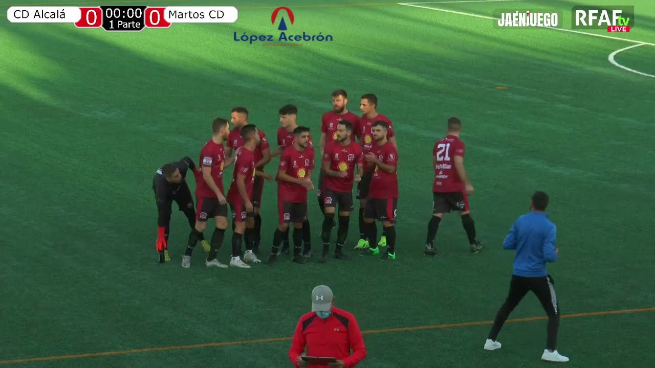 Download 🚨DIRECTO TV   FÚTBOL   Domingo, 19:00 horas   CD Alcalá Enjoy - Martos CD