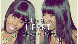 "Bobbi Boss ""Heart"" wig • Elevate Styles"