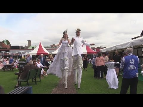 WATCH: Ladies Day at The Dublin Horse Show
