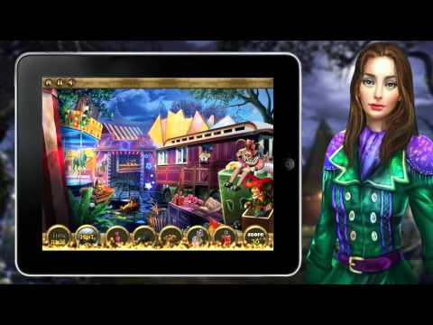 Amazing Circus Hidden Object Game For Kids And Adults!