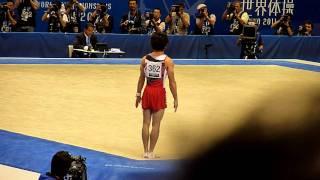 世界体操2011種目別決勝 内村選手 thumbnail