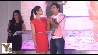 Varun Dhawan & Ileana D'Cruz Promotes Main Tera Hero