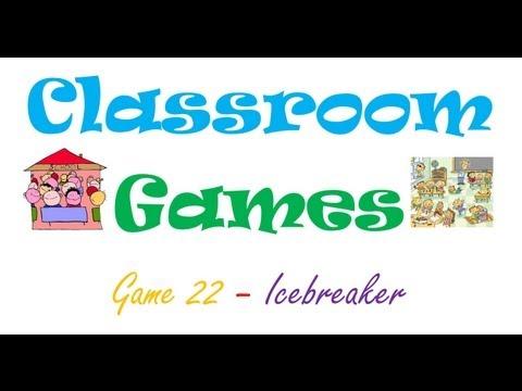 Classroom Games (22) Icebreaker