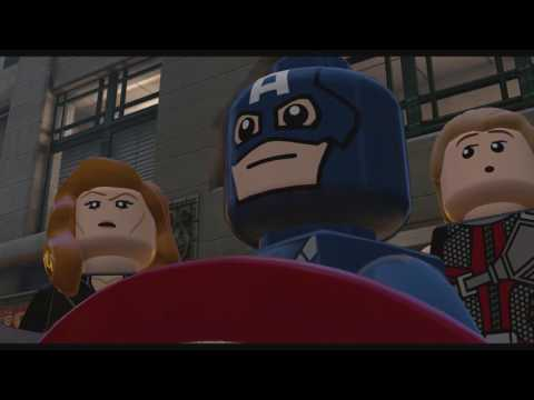 LEGO Marvel's Avengers - 100% Walkthrough - Part 6 - Avengers Assemble