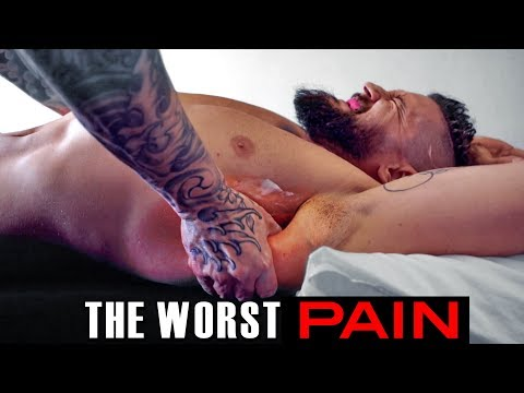 The WORST PAIN I've Been In | Trigger Point Massage & How It Can FIX IMBALANCES thumbnail