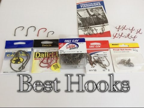 Best Hooks That Catch Catfish