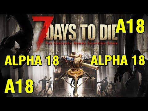 7 Days To Die Alpha 18 ► Стройка ► #15 (Стрим)