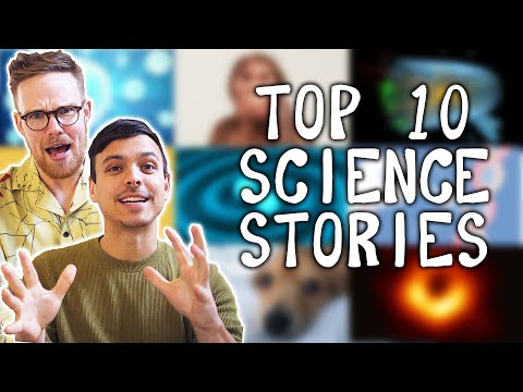 The Biggest Science of the DECADE (2010-2019)