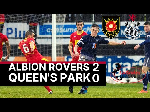 Albion Rovers Queens Park Goals And Highlights