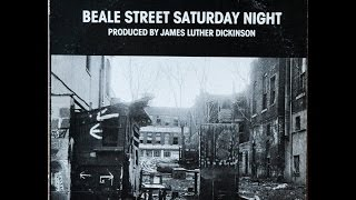 Jim Dickinson - Beale Street Saturday Night [Side B]