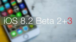 iOS 8.2 Beta 2+3 - что нового?