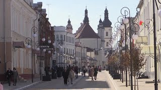 День рождения любимого города. Пинск отмечает 921- летие
