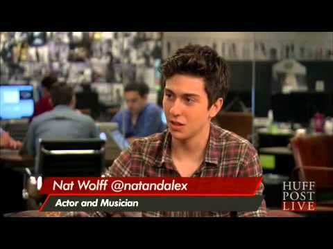 'Stuck In Love' With Nat Wolff - HuffPost
