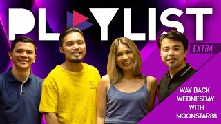 Playlist Extra: Way Back Wednesday with Moonstar88
