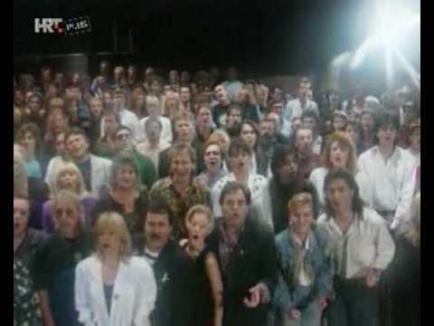Hrvatski Band Aid Moja domovina Hrvatska