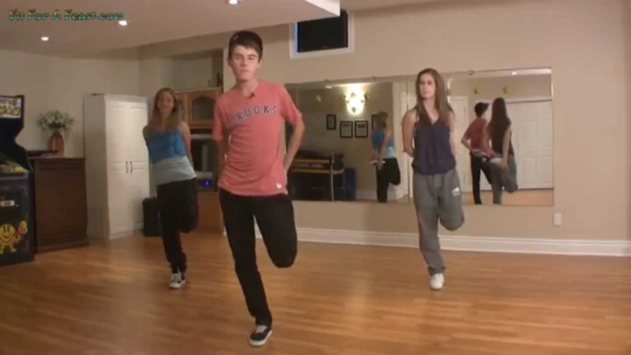 Hip Hop Dance Warm Up with JC - YouTube