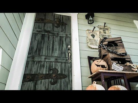 How to Make a Frankenstein Door