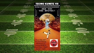 Tecmo Detroit Kumite Satellite Tournament
