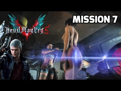 Devil May Cry 5 Mission 7 Nero SSS No Damage I Dante's Friend Lady thumbnail