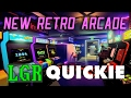 LGR - New Retro Arcade Neon - VR App Review