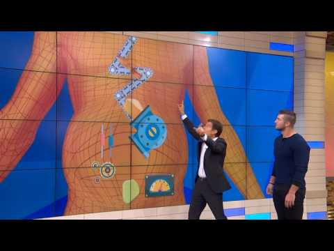 Dr. Oz and Tim Tebow on Cutting Carbs