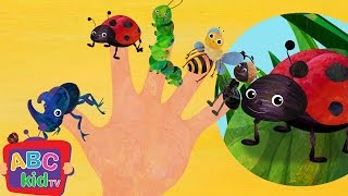 Finger Family (Insects Version) | CoComelon Nursery Rhymes & Kids Songs