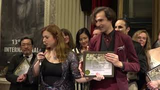 Award Ceremony 13th ARC International Salon · MAM Barcelona - Yoann Lossel