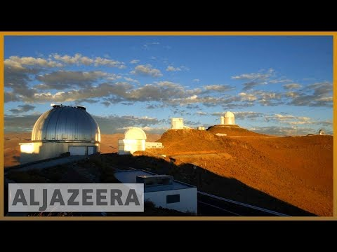 🌌 Light pollution undermining search for other planets | Al Jazeera English