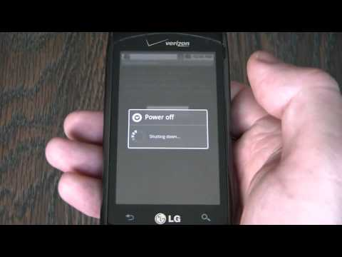 How To Restore An LG Ally VS740 Smartphone To Factory Settings