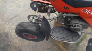 50cc Child Kids Petrol 2 stroke Quad Bike 50 cc