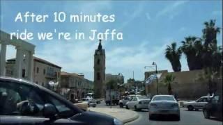Maha's trips- Tel-Aviv - Yaffa