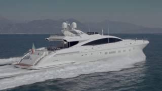 Mangusta 165E Da Vinci | One step beyond your imagination | Mangusta Yachts