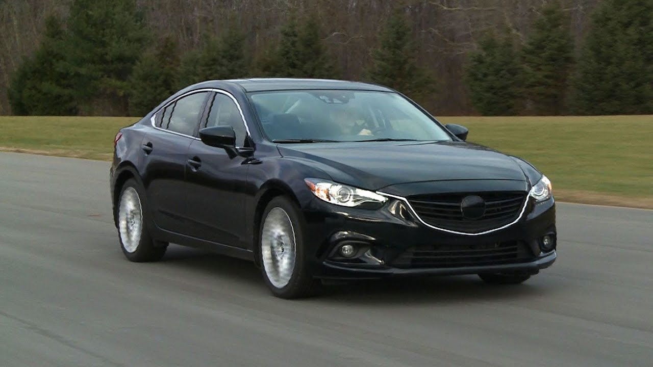 2014 Mazda6 First Drive | Consumer Reports   YouTube