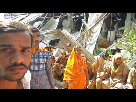 HINDU TODAY NEWS Exclusive on Demolish Illegal Construction at dhoolpet