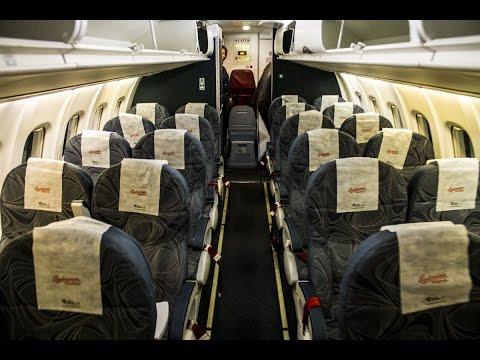 TRIPREPORT | Czech Airlines | Lounge + ECONOMY | Prague - Frankfurt | ATR42
