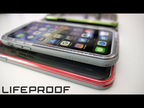 Lifeproof Slam And Next Cases For IPhone X And IPhone 8 Plus