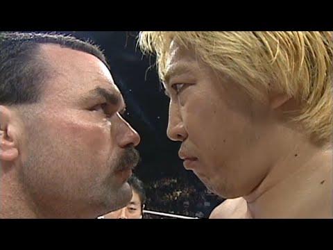 PRIDE FC Free Fight: Don Frye vs Yoshihiro Takayama (2002)