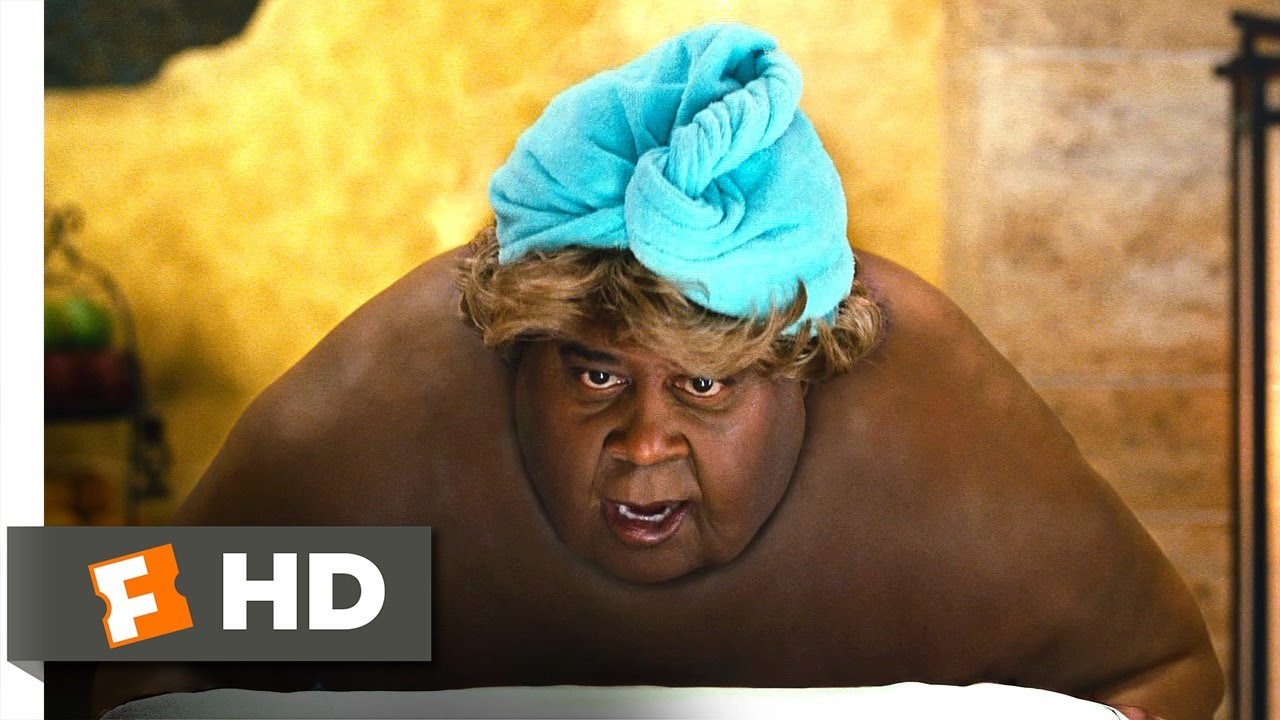 Big Mommas House   Hot Rock Massage Scene   Movieclips Youtube