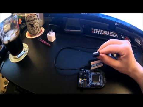 Getting Started with VHDL and the Cyclone II EP2C5 Mini Dev Board