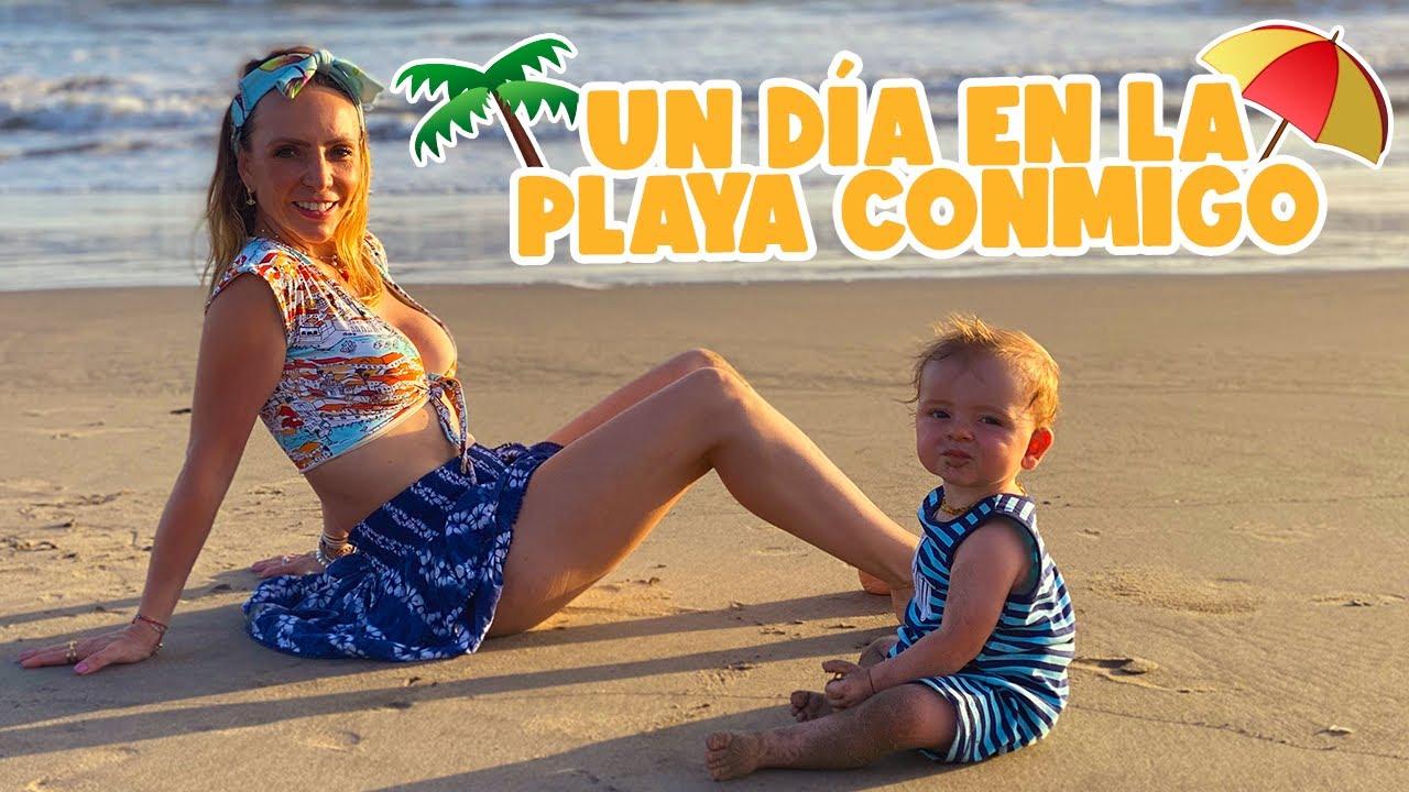 ¡UN DÍA DE PLAYA CONMIGO! - ERIKA ZABA