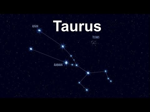 Taurus the Bull (Advanced) - All about the constellation, stars, and celestial objects