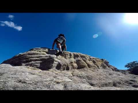 ROCK HIKE - WOLLEMI NP - DUNN SWAMP - WEIR AND PAGODA TRACKS