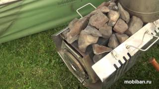 Тестирование печи Согра-2 с баком для воды(В этом видео подробный обзор использования печи длительного горения Согра-2 в качестве банной печи вместе..., 2015-10-07T07:16:27.000Z)
