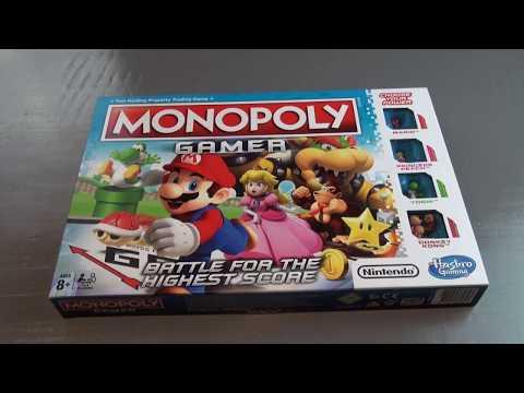 Monopoly Gamer - een uitleg