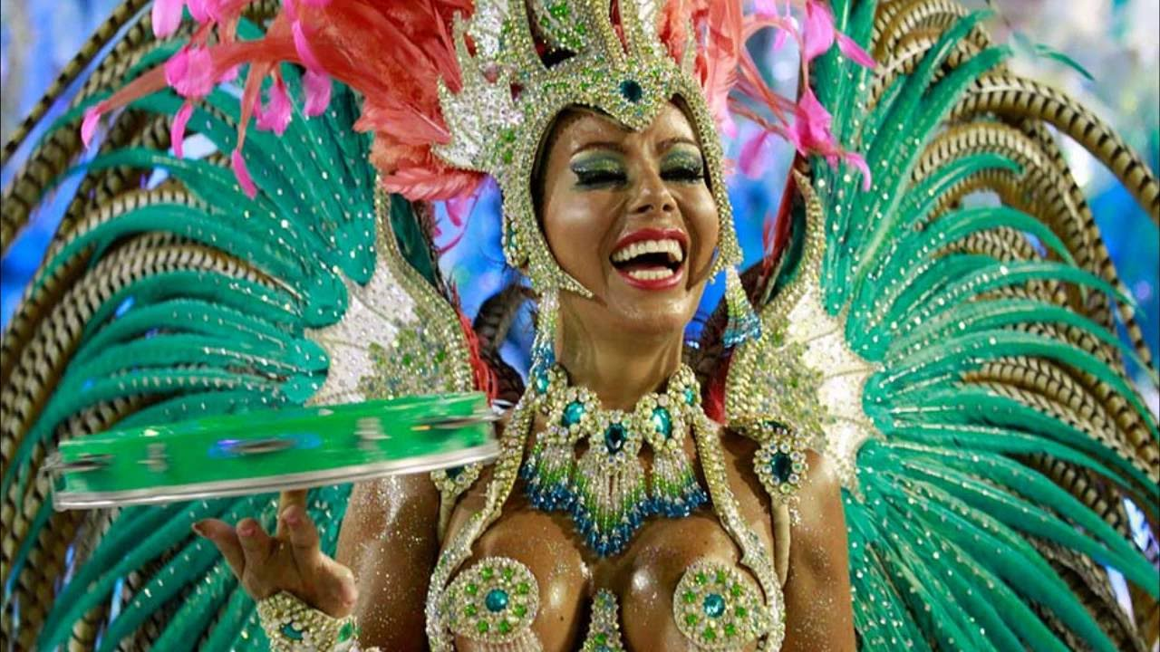 Samba Music - Carnaval Do Brasil 01  Dance, Brazilian -2687