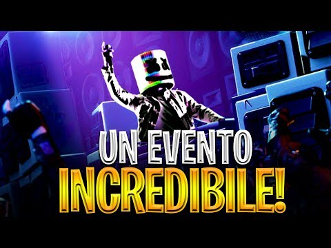 L'EVENTO CON MARSHMELLO È STATO INCREDIBILE! | FORTNITE ITA