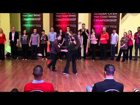 Russian Open 2014. Novice Strictly  Final.  Jam