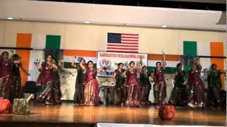 Aaj Radha Ko Shyam Yaad Aa Gaya  By Masti Group/ SPCS TX Chapter 2011 Diwali Dinner Dance