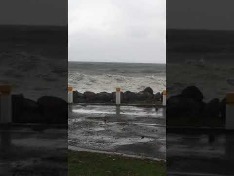 Hurricane Irma Nevis
