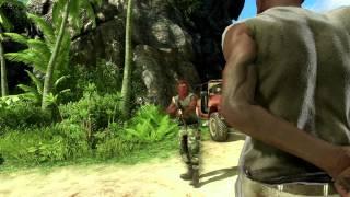 Far Cry 3: Dr. Earnhardt — Геймплейный трейлер